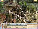 Скриншот мини игры Алабама Смит и кристаллы судьбы
