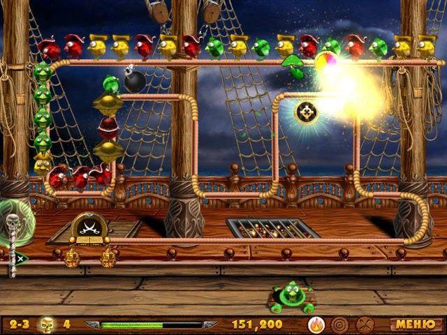 Птички пираты