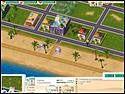 Скриншот мини игры Пляжный курорт. Лето, море, пальмы
